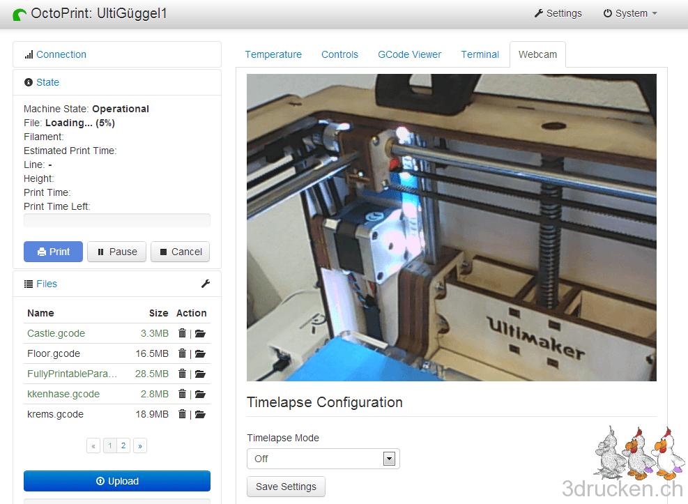 Netzwerkfähiger 3D-Drucker in 10 Schritten - 3drucken