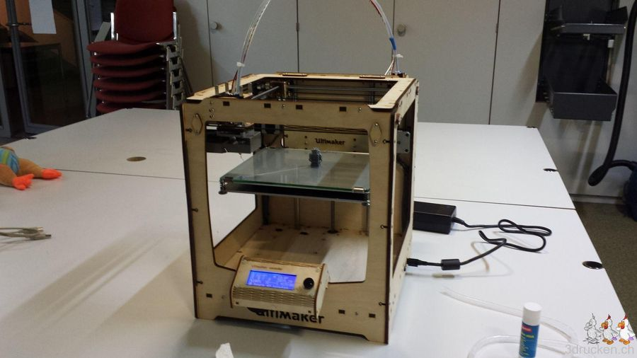 Ultimaker Original+ bauen