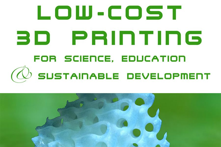 "iPad Version des Open Book ""Low-cost 3D Printing for Science, Education and Sustainable Development"""